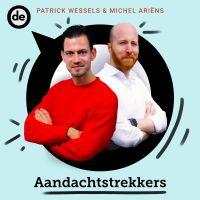 De Ondernemer Podcasts Aandachtstrekkers 30x30cm