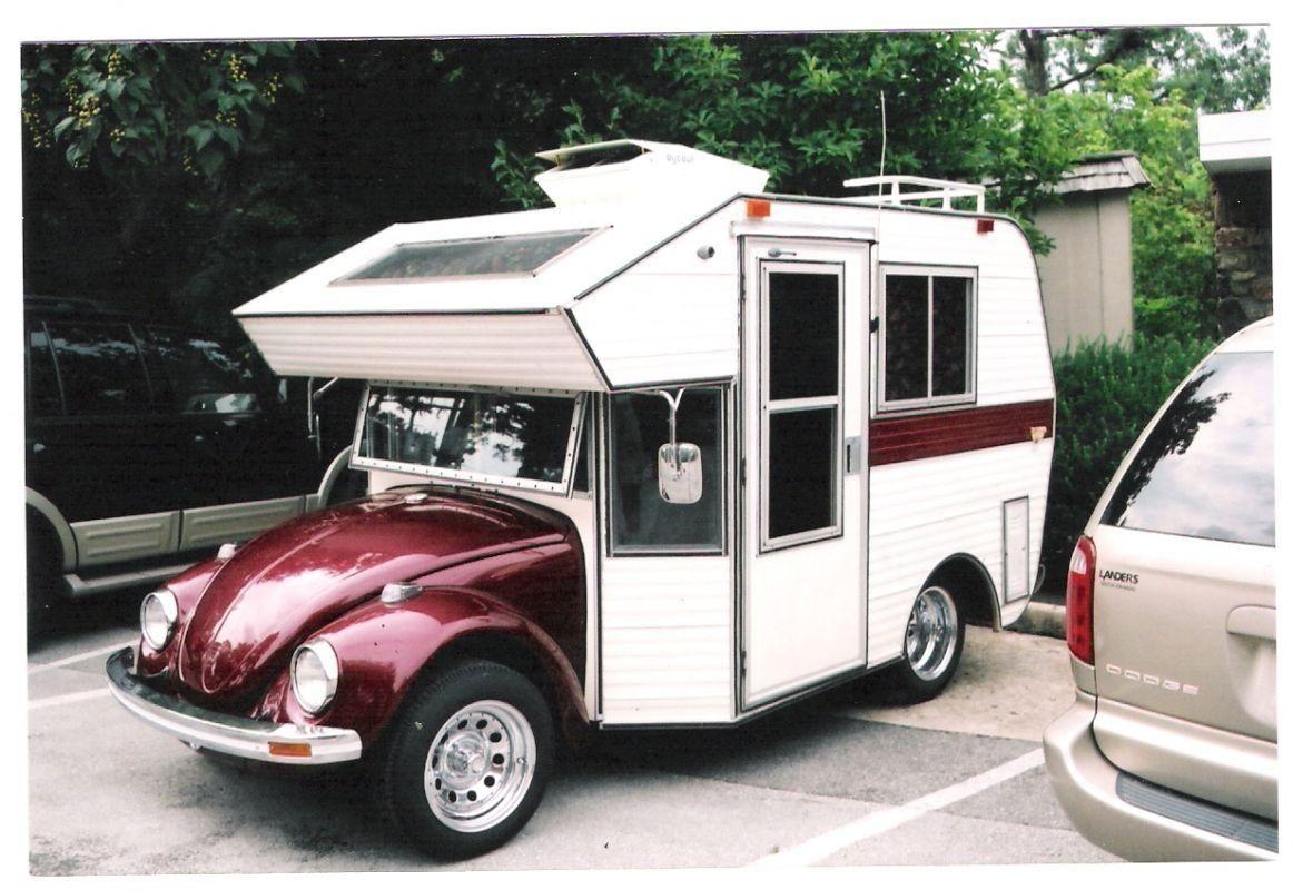 Camper auto bestelbus caravan vakantie auto