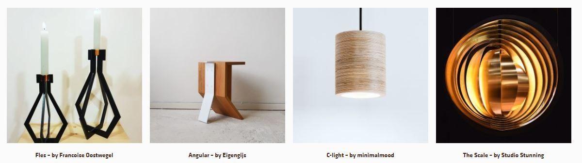 Momaa Design meubels ontwerp platform producten
