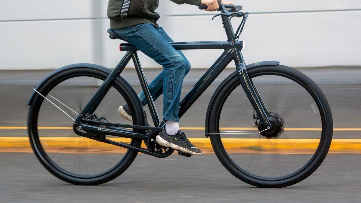 Vanmoof s2 storytelling fiets