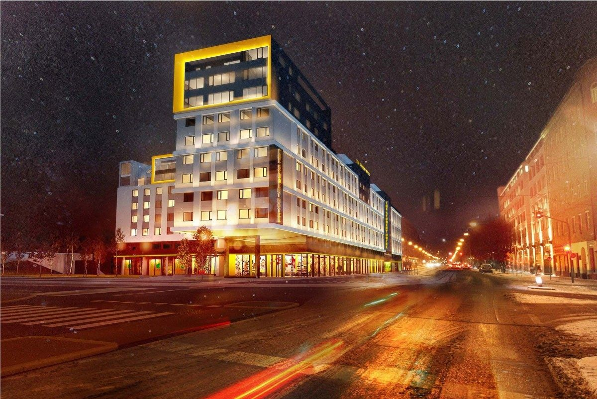 The Student Hotel wenen