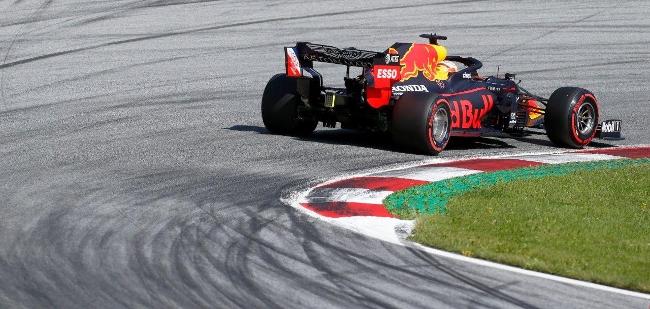 Max verstappen redbull F1 oostenrijk