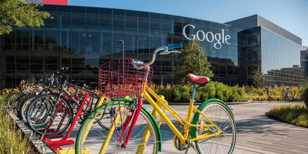 Siliconvalley google californie