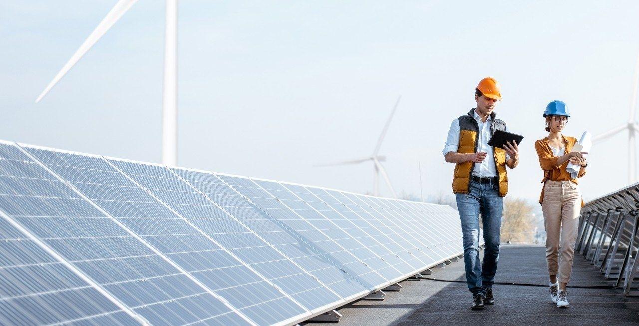 Total zonnepanelen actie dak energie