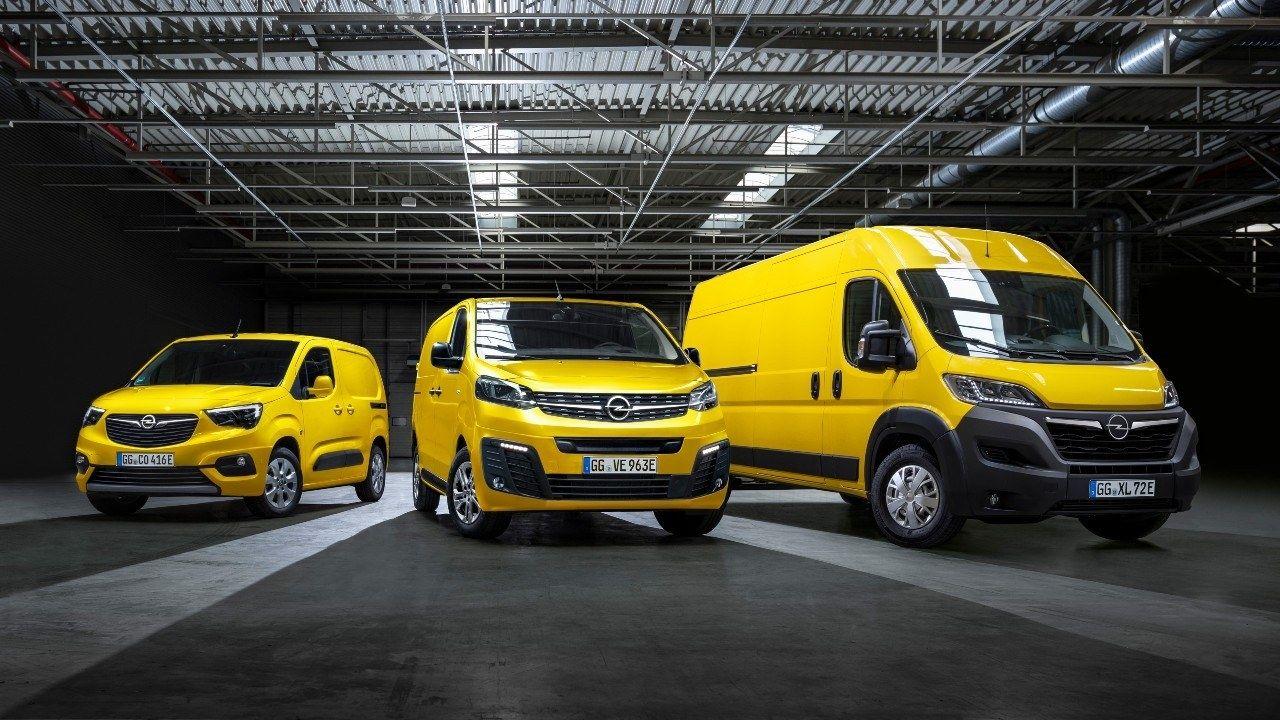 Opel bestelbus