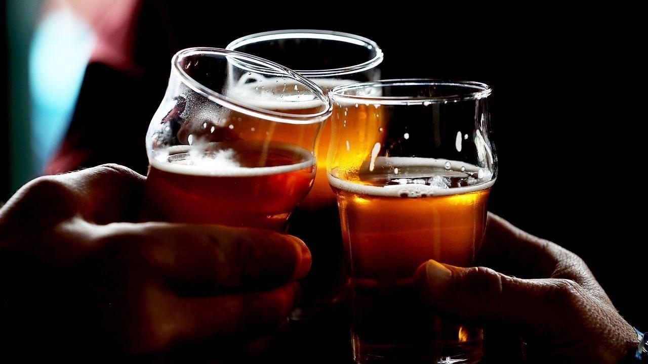 Drank bier alcohol
