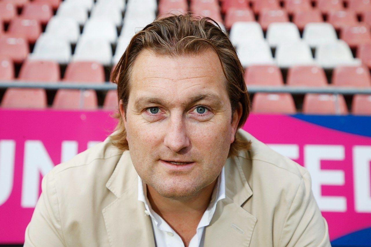 FC Utrecht Joost Broerse