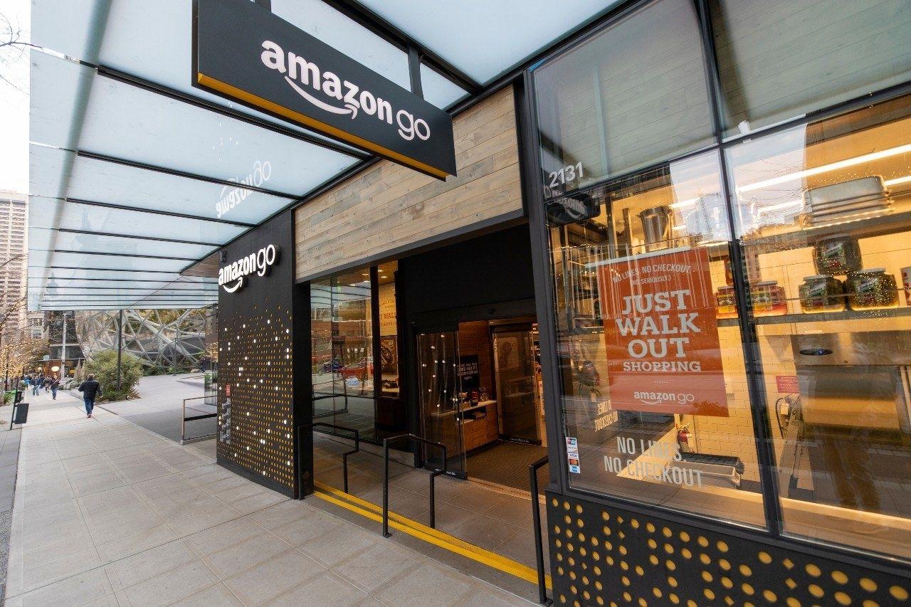 Amazon go retail winkelen digitaal