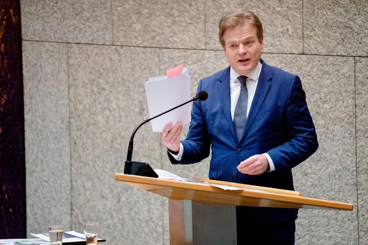 Pieter omtzigt cda verkiezingen toeslagenaffaire