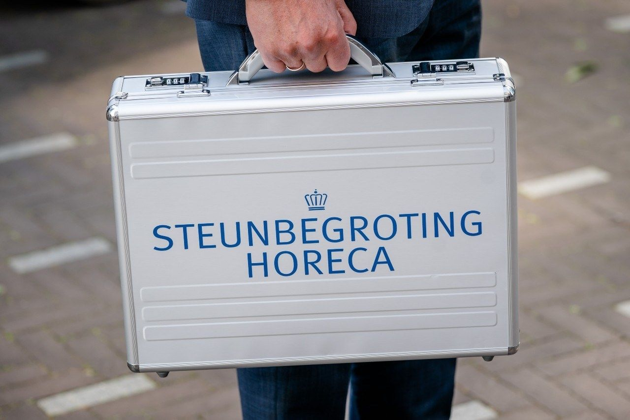 Steunbegroting khn horeca corona kabinet