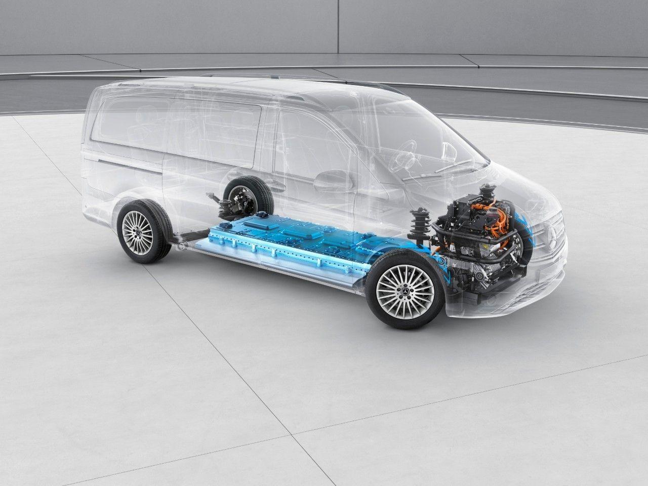 Mercedesbenz evito transparant techniek rolandtameling
