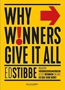 Winners give all ed stibbe