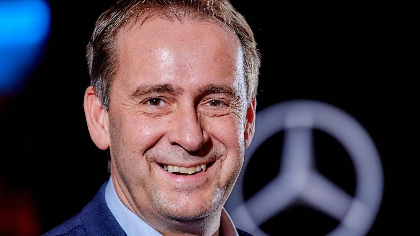 Mercedes benz peter zijlstra