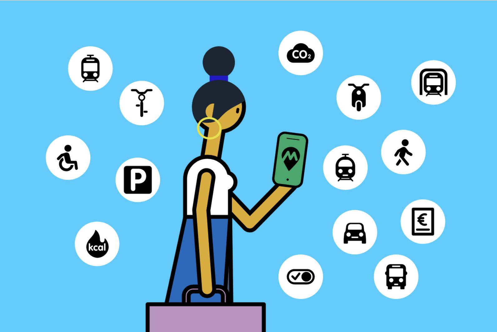 Eén app voor al je zakelijke reizen van ondernemers