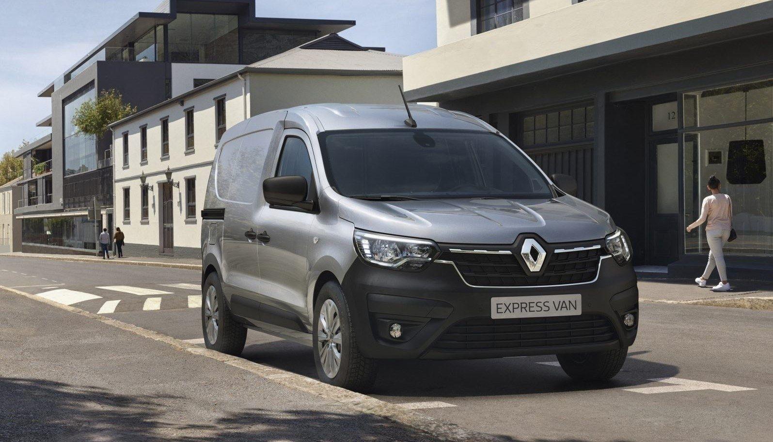 Renault express bestelwagen