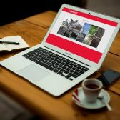 Indebuurt laptop website regio media