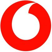 Vodafone Logo rond