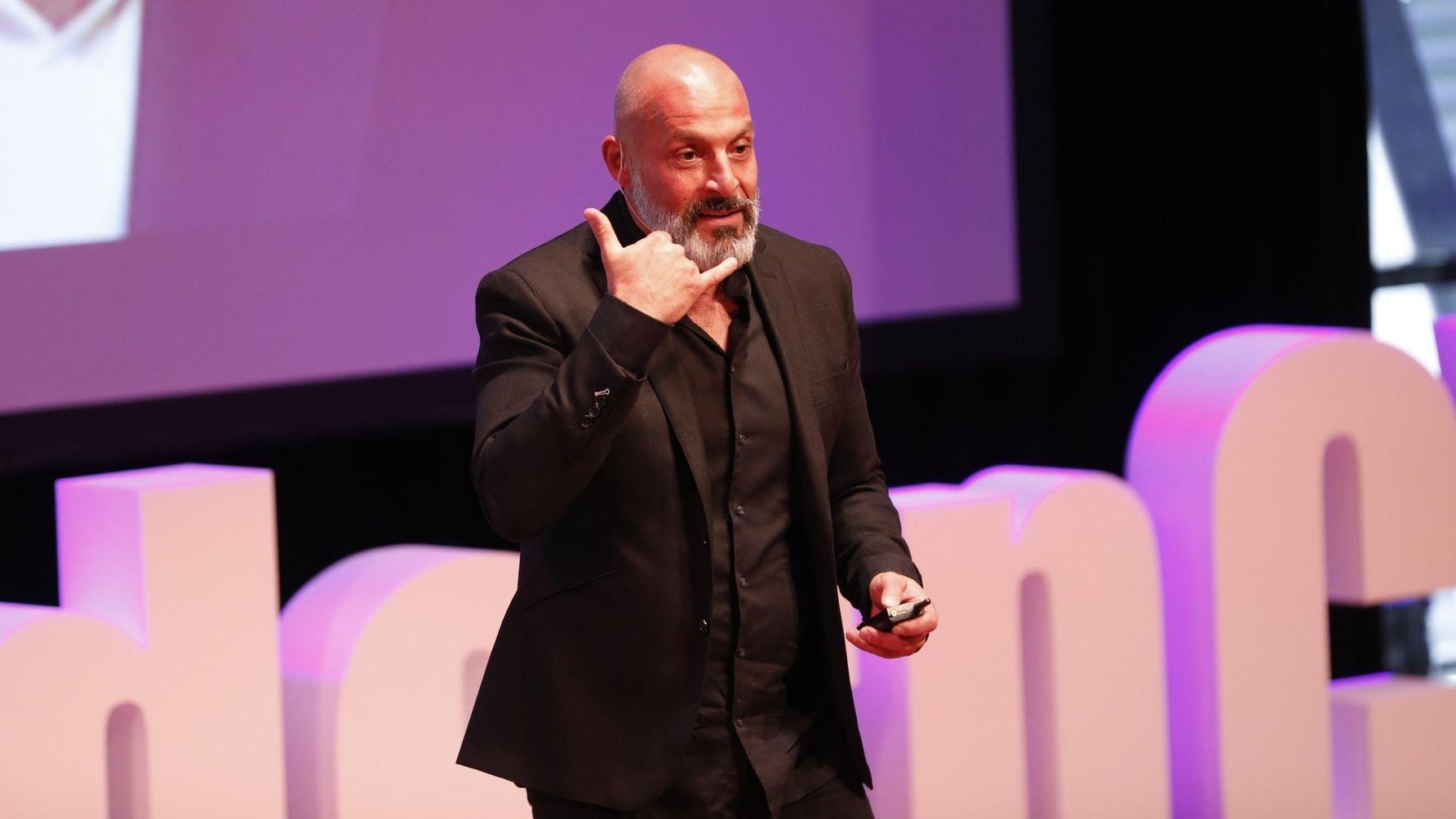 Igor Beuker spreker