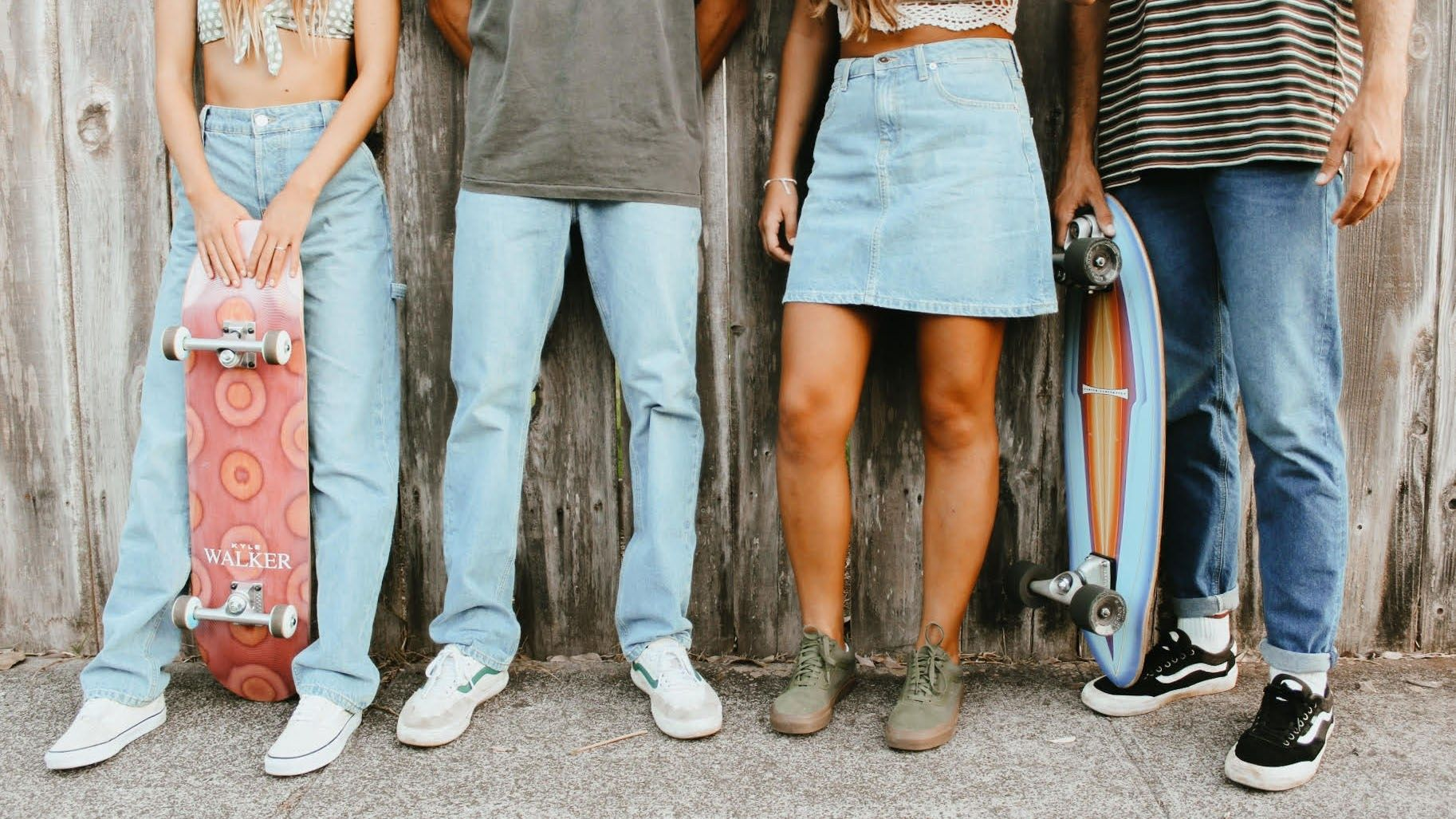 MUD Jeans modellen