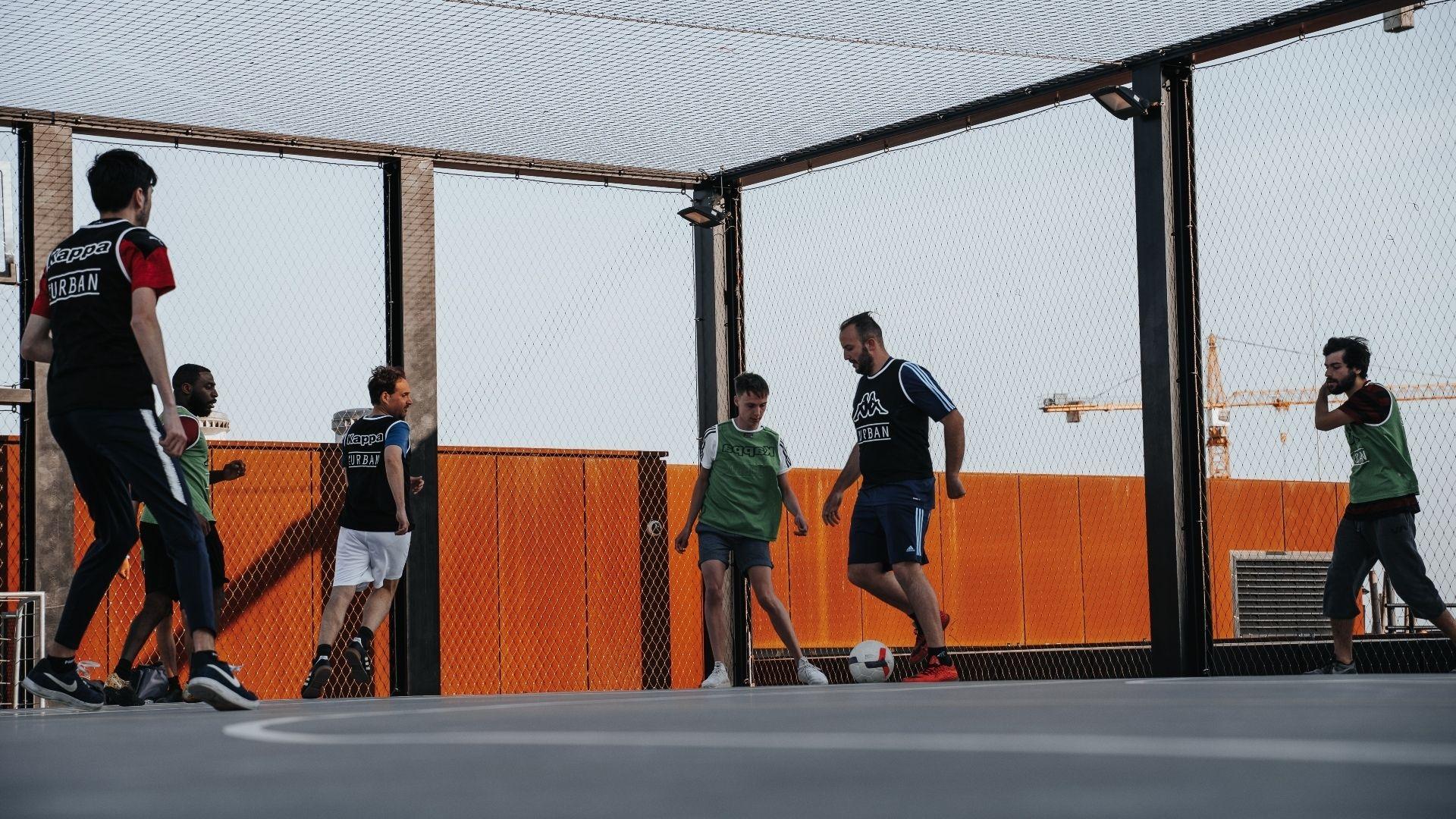 Fc urban voetbalstartup clubleden investeerders 3