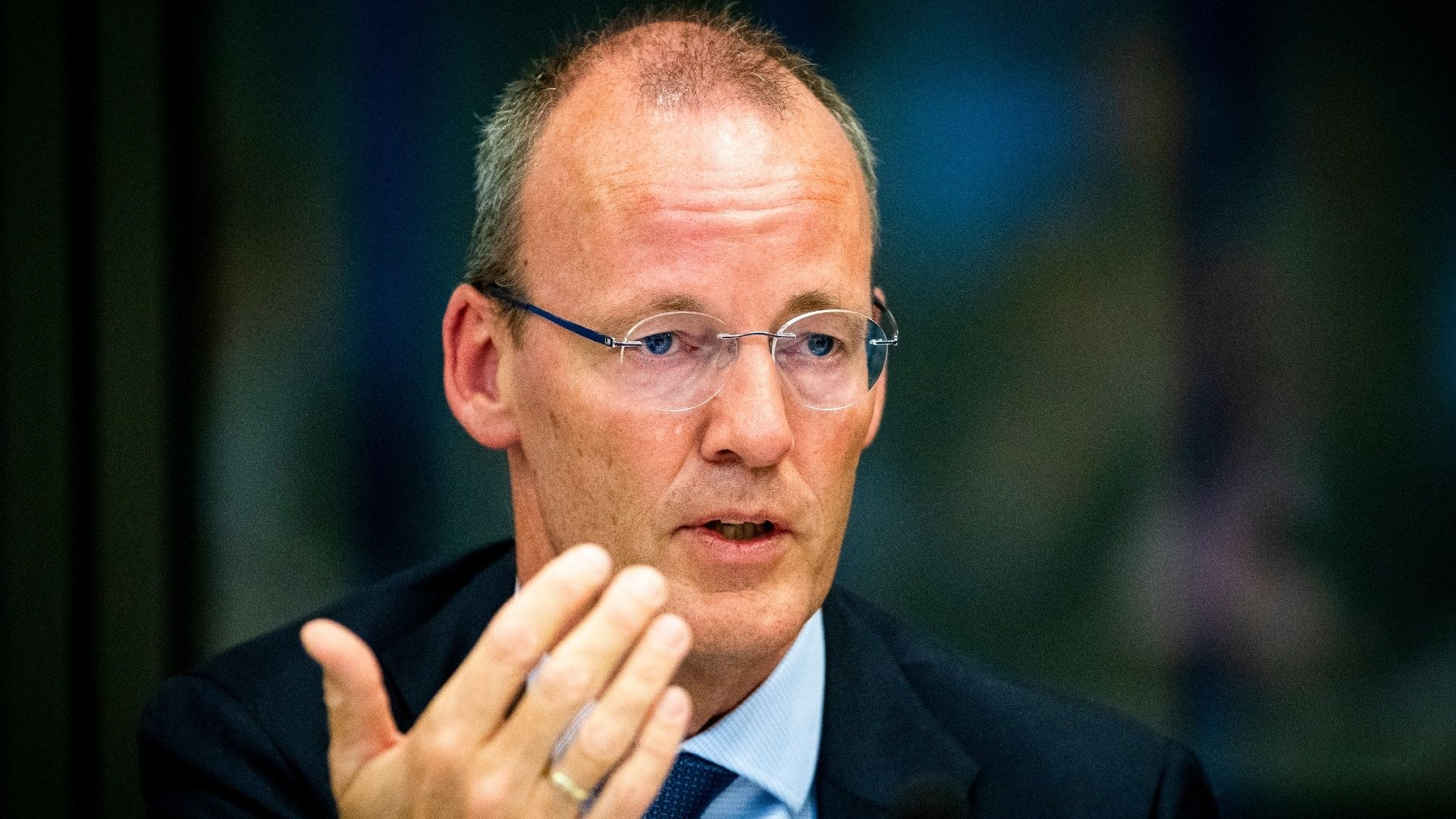 Klaas knot nederlandsche bank crisis