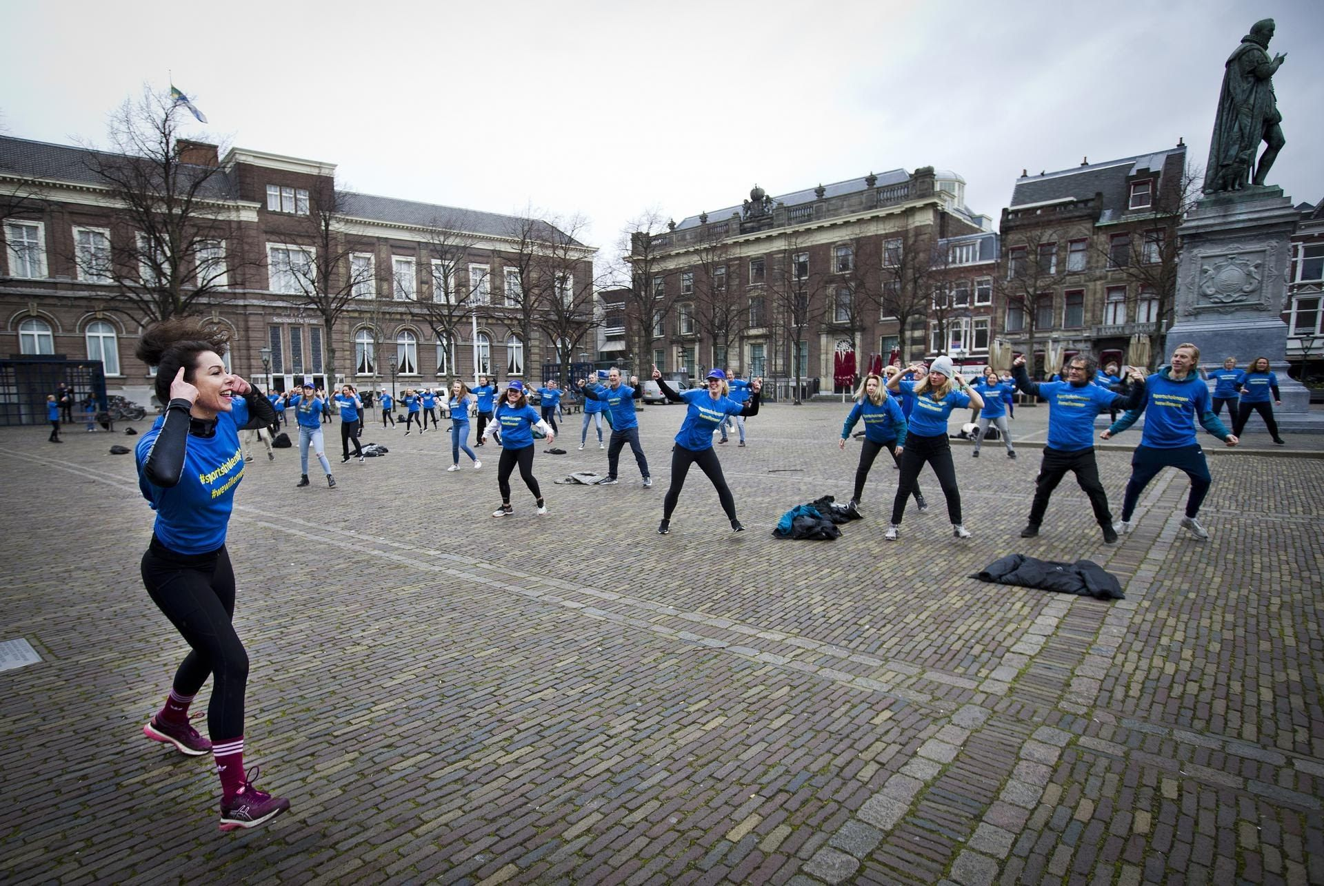 Fitness actie 2021