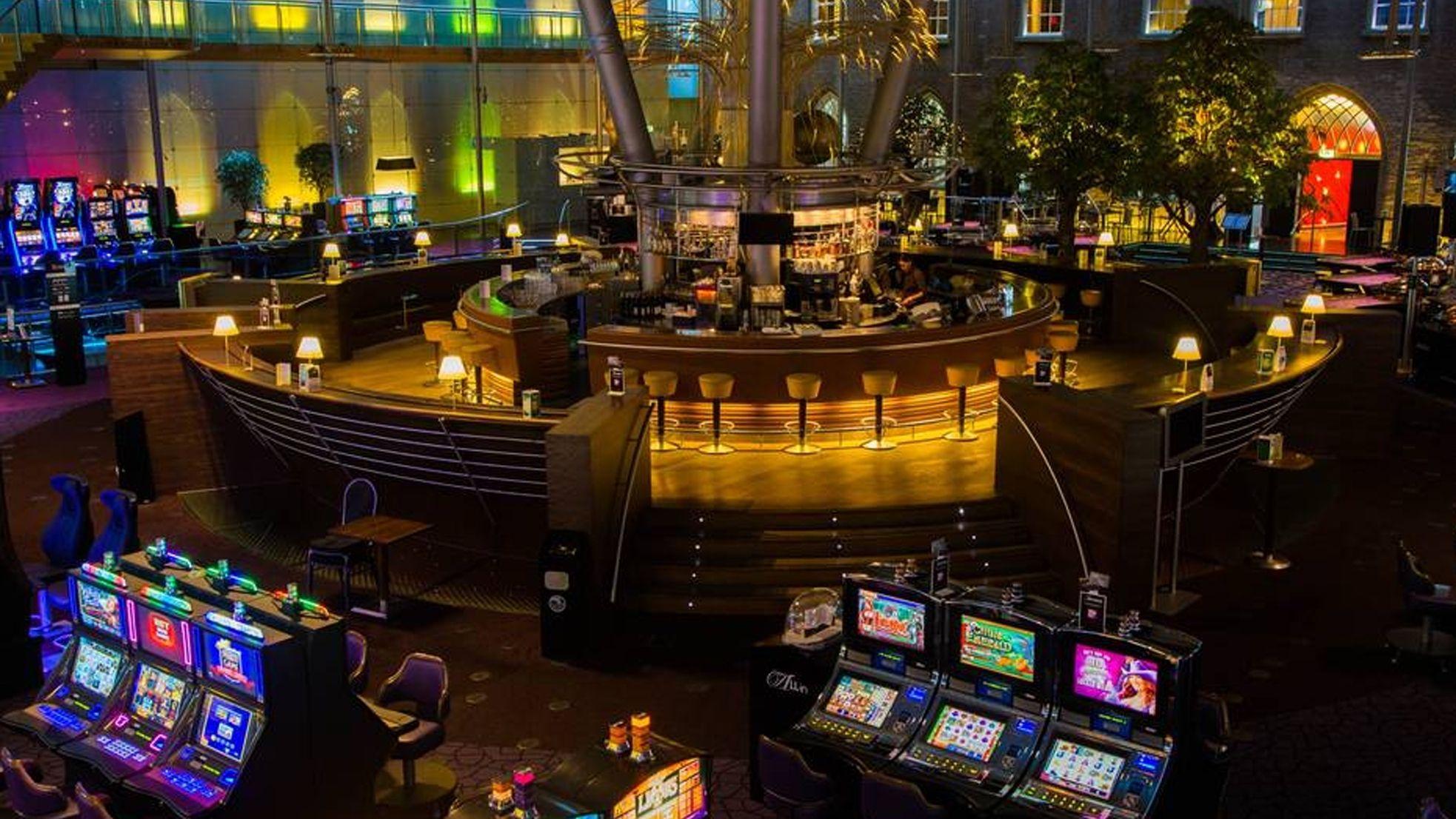 Holland casino steun