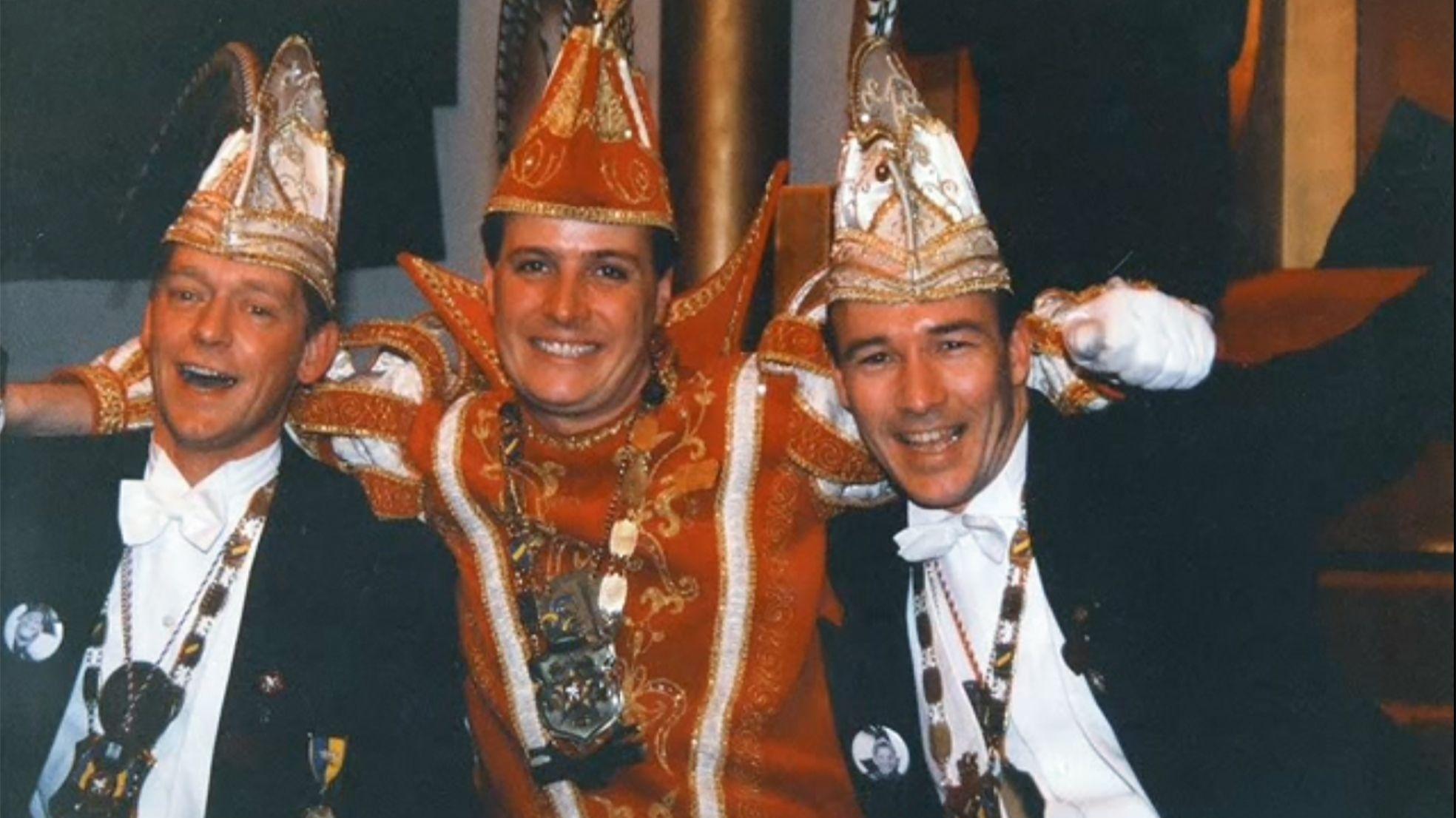 1999 Prins Carnaval fritsvan Eerd
