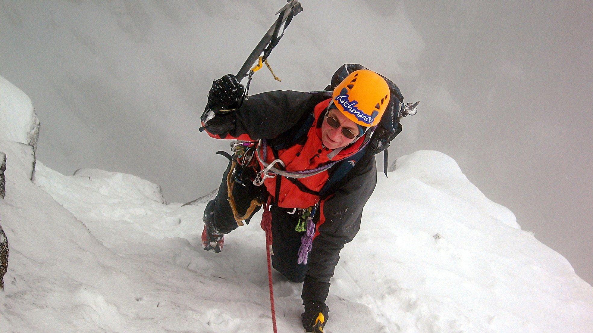 Katja Staartjes bergbeklimmer 2