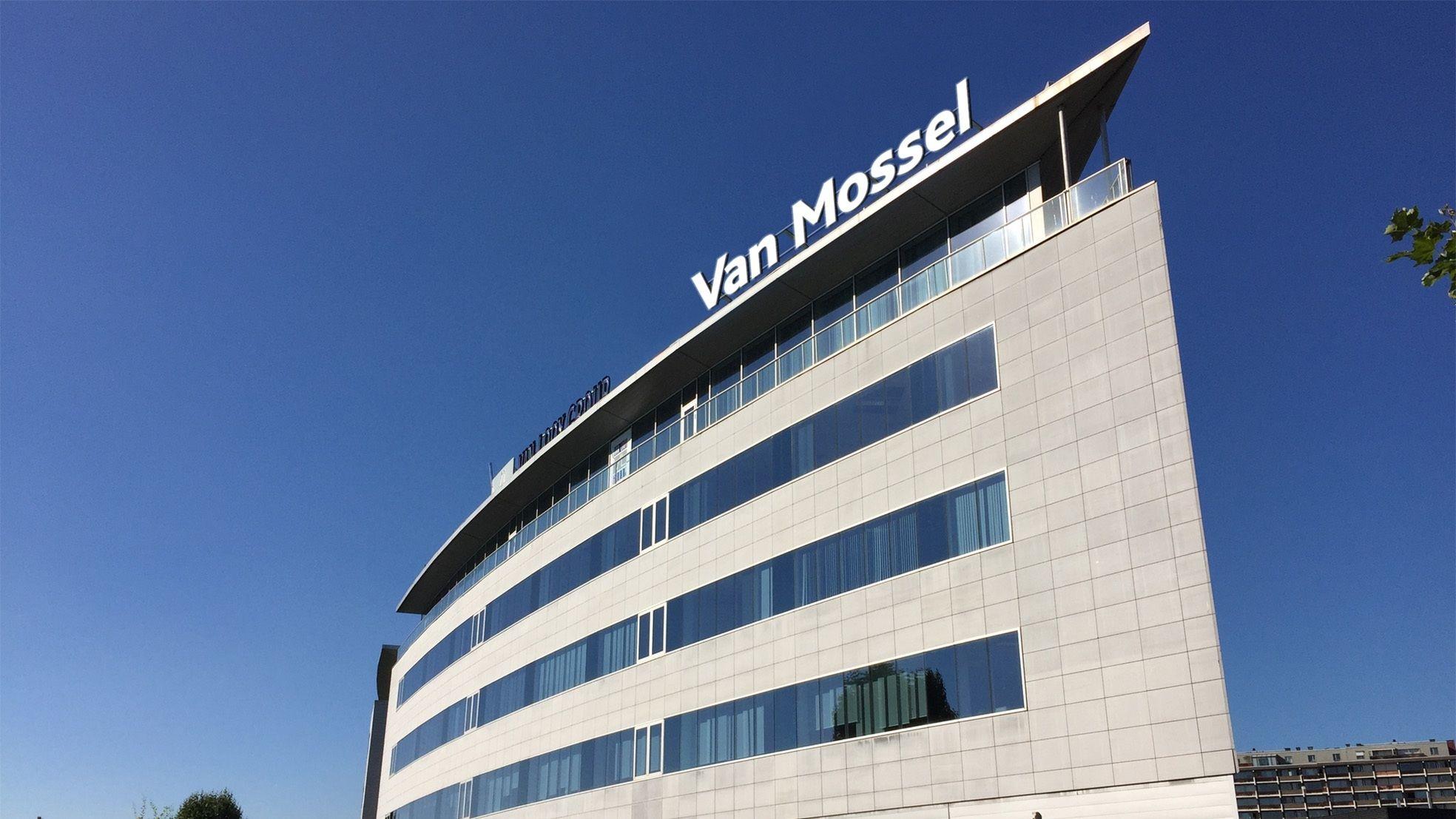Antwerpen Van Mossel automotive