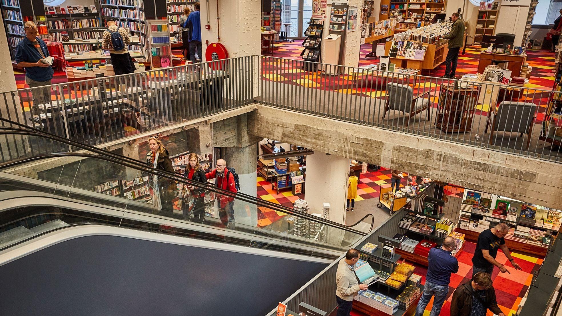 Boekhandel Donner boeken corona cpnb