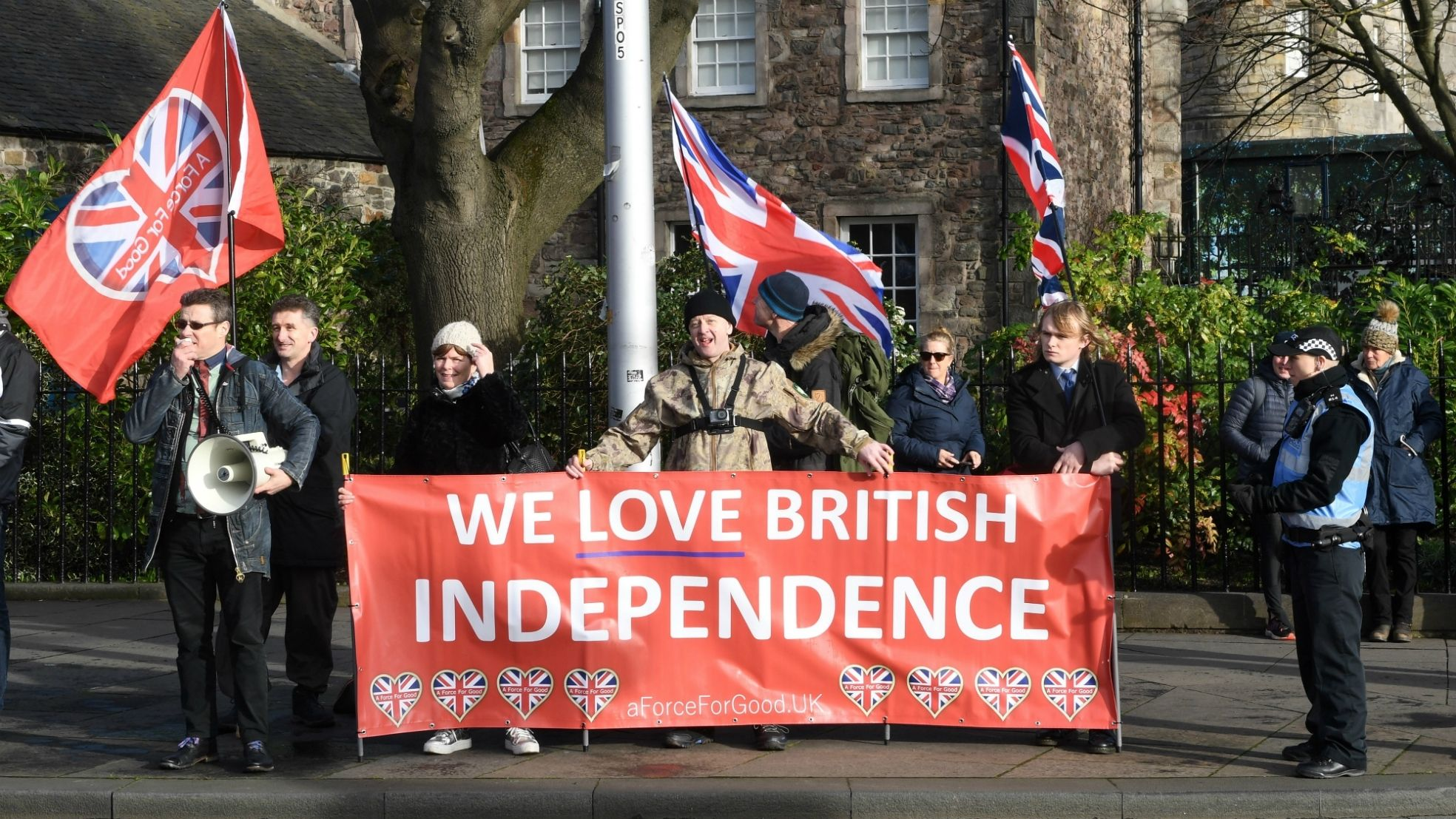 Brexit Day British Indepence