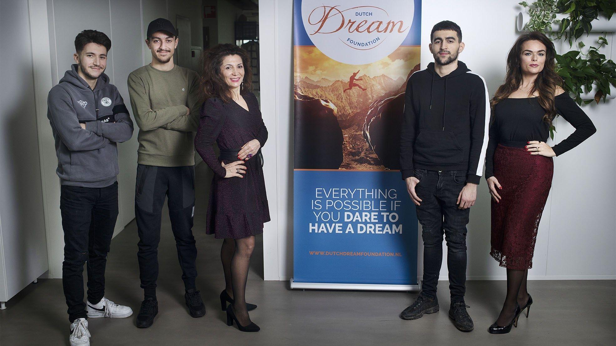 Dutch Dream Foundation team