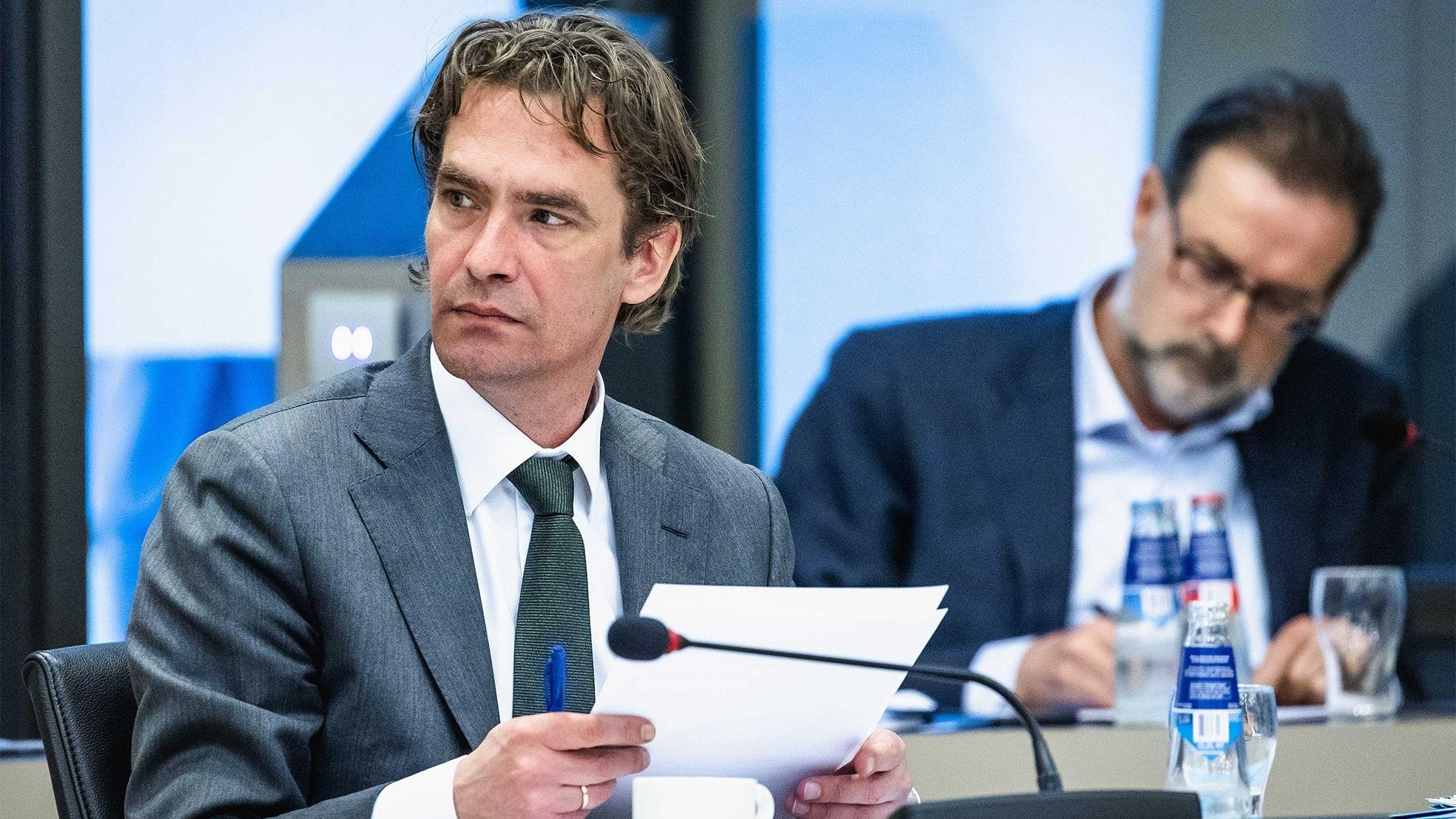 EZ minister TVL
