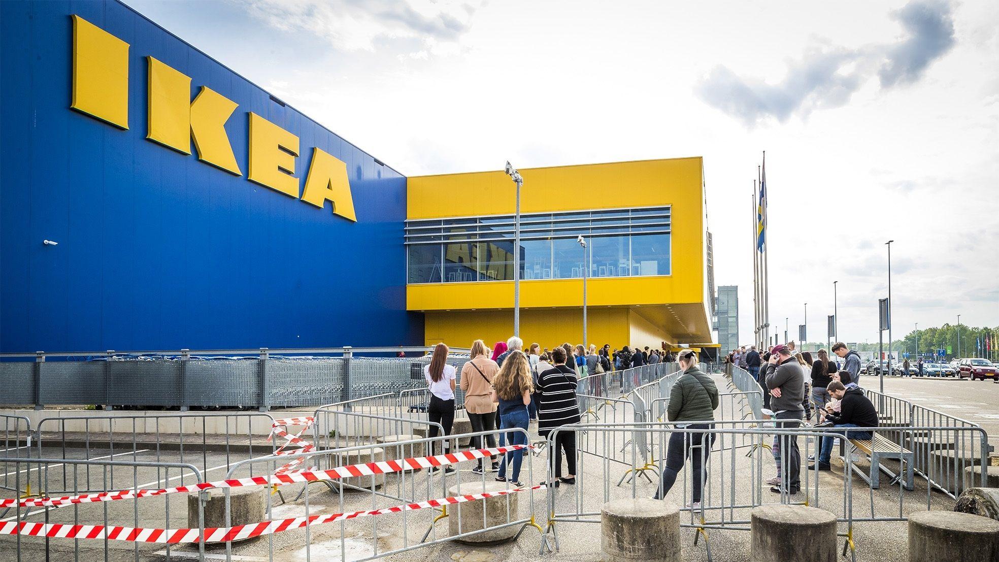 IKEA corona opening heerlen