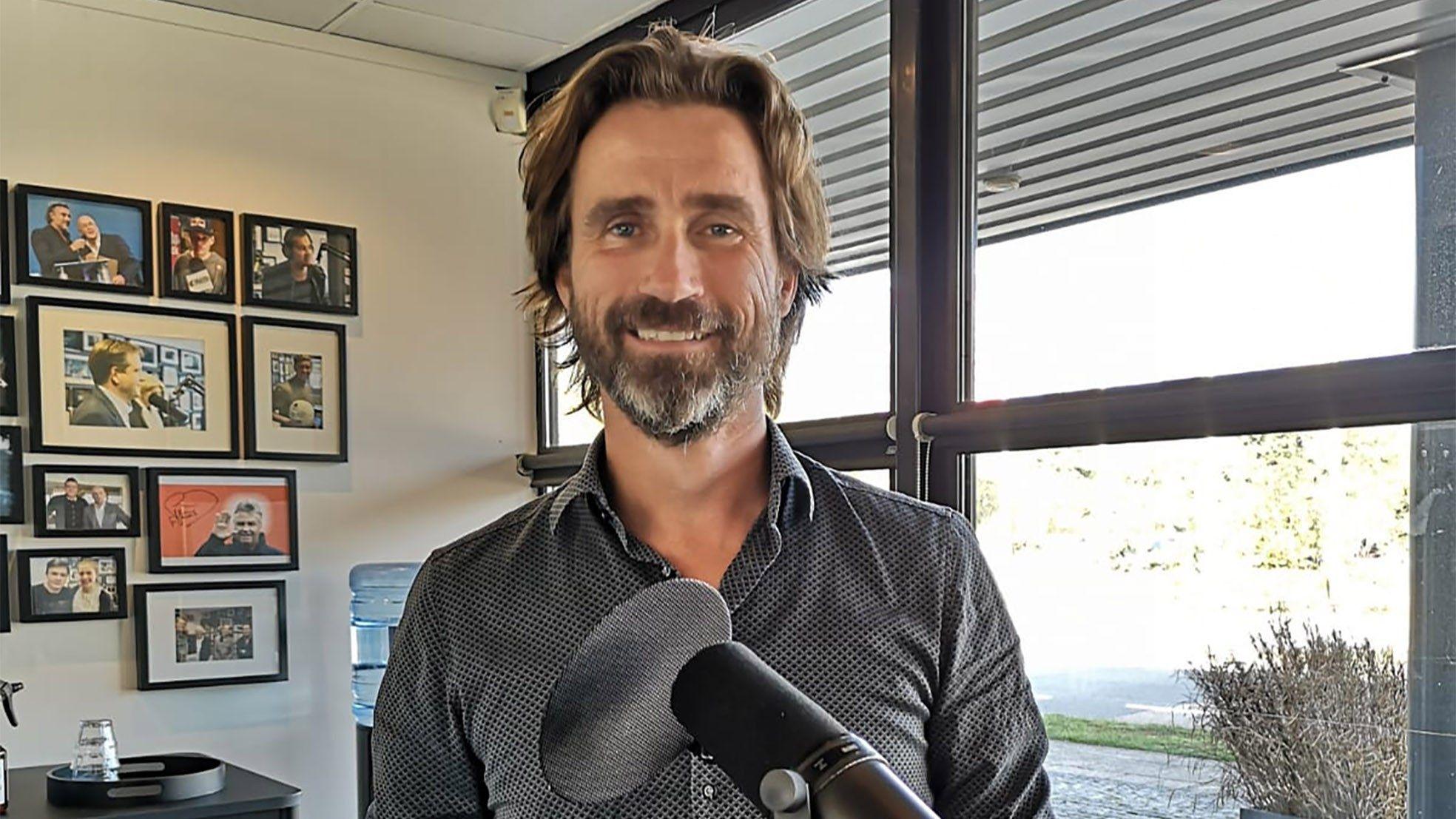 Lucien Burm DSA podcast