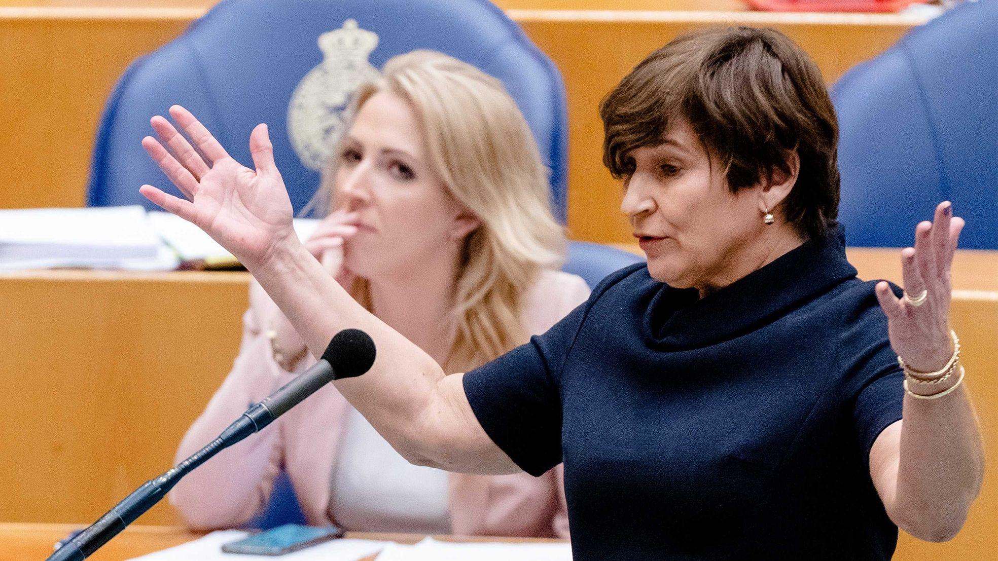 Ploumen Marijnissen links verkiezingen