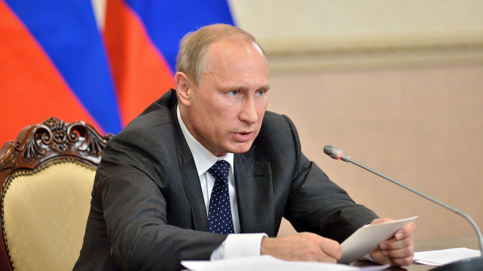 Poetin Rusland