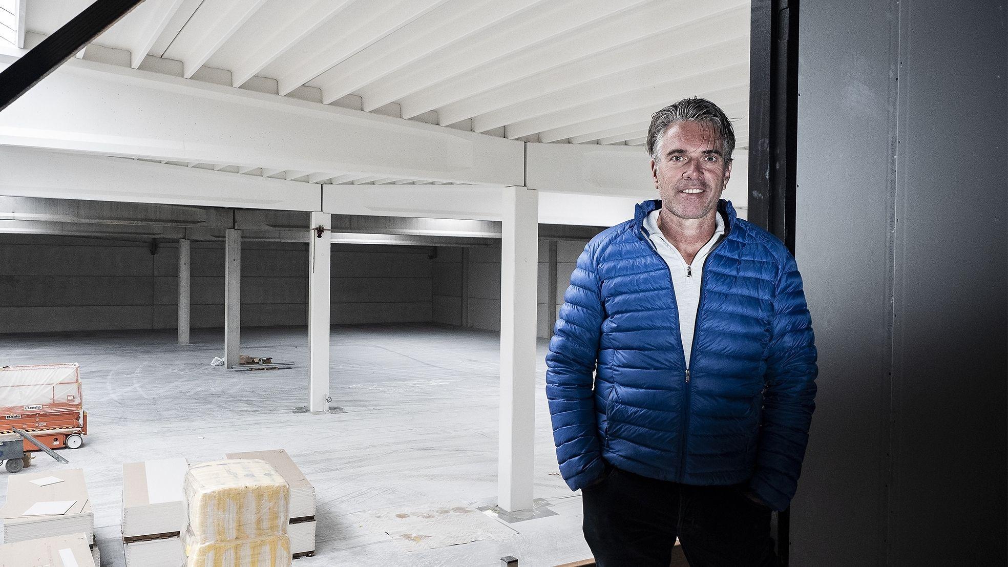 René Vissers DAS Bouwsystemen W Illy Naessens