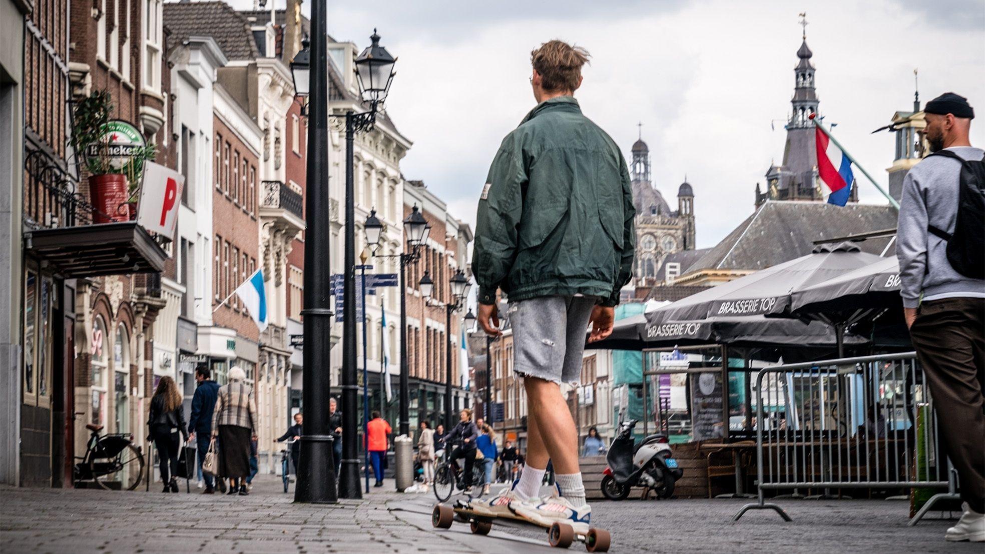 Winkelstraat Den Bosch huur corona