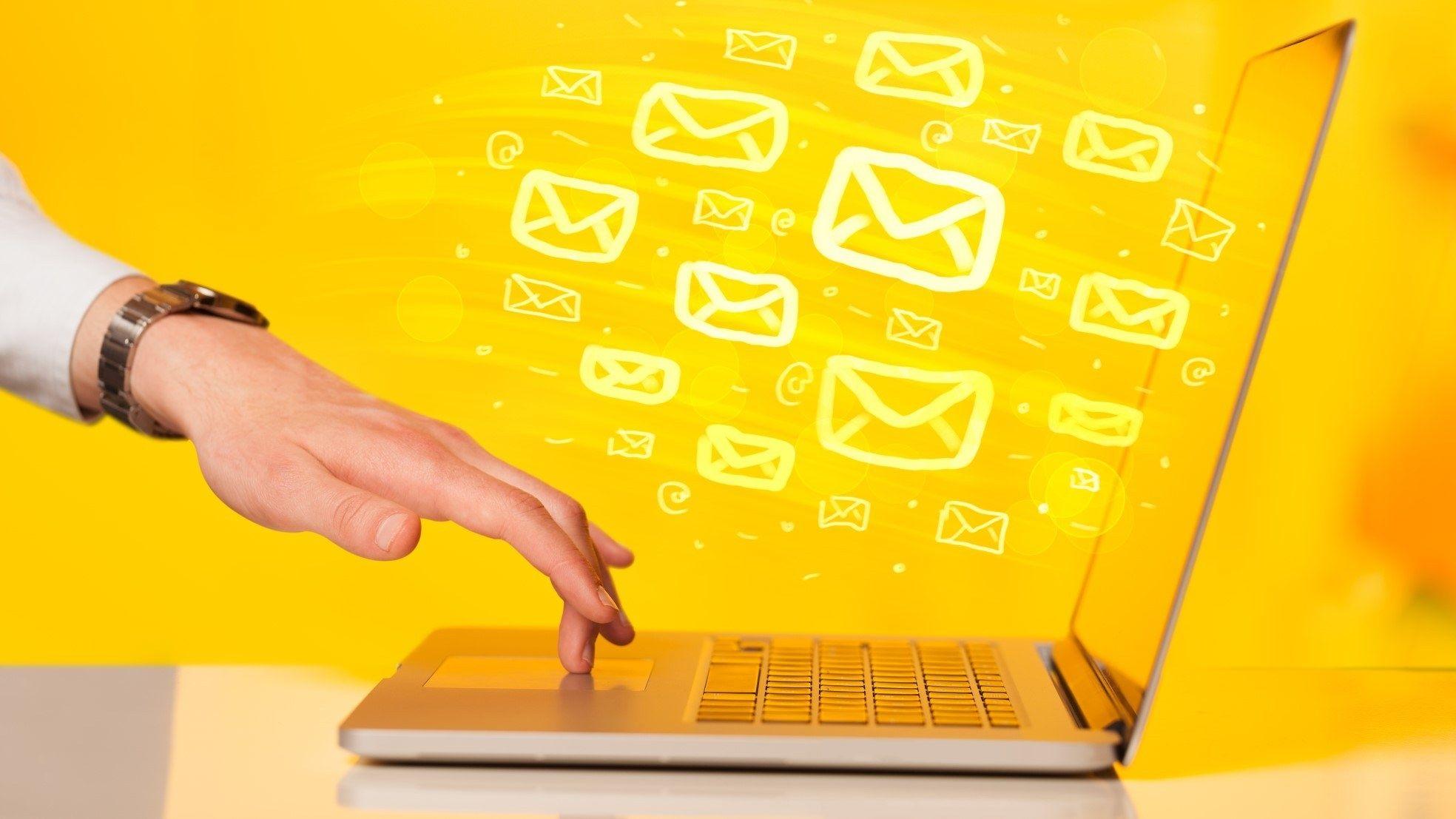 Data email marketing podcast aandachtstrekkers