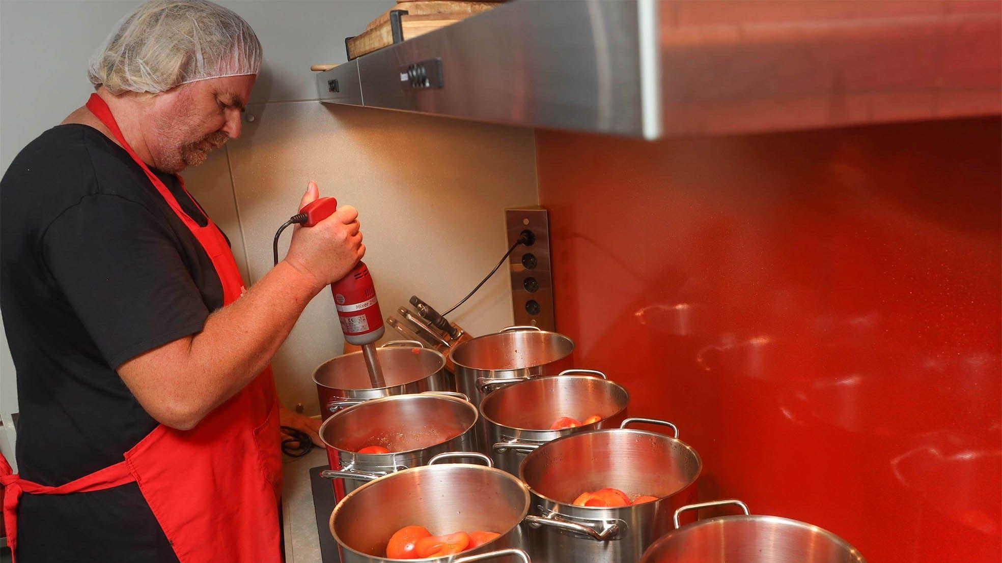 Ketchupfabriek tomaten duurzaam ondernemen zzp keuken
