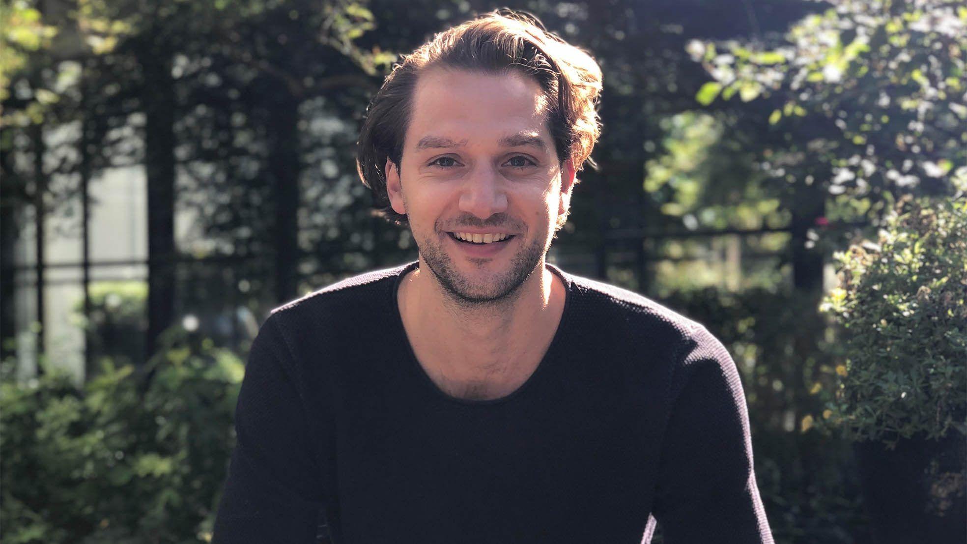 Portret Joost orderchamp