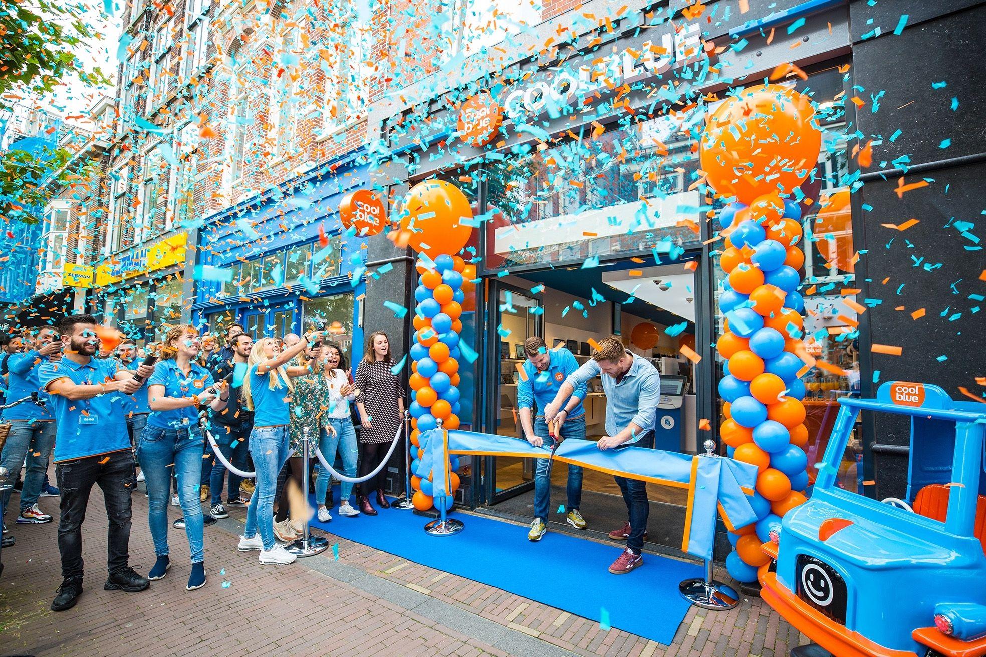 Winkelstraat online Coolblue bricks clicks