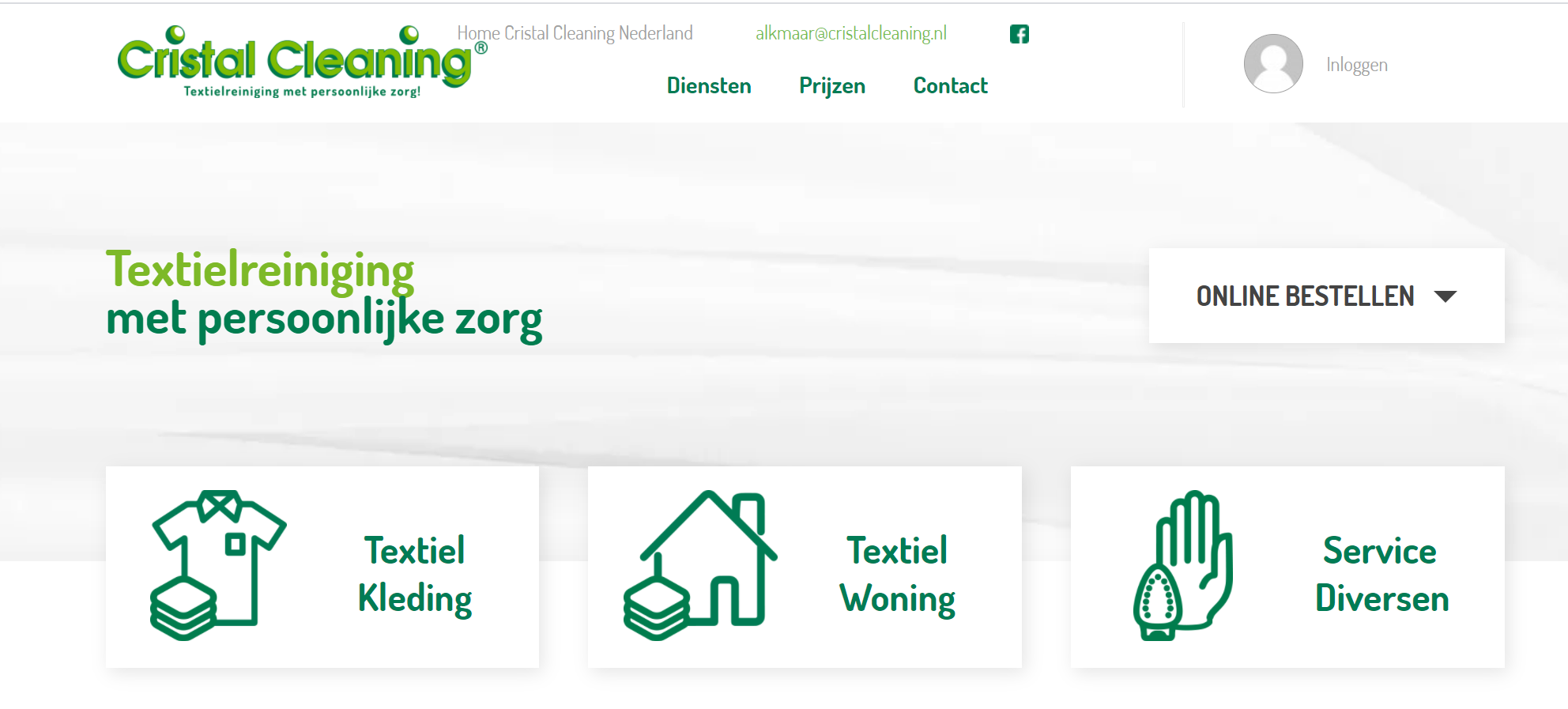 Cristal Cleaning in Alkmaar zoekt nieuwe franchisenemer