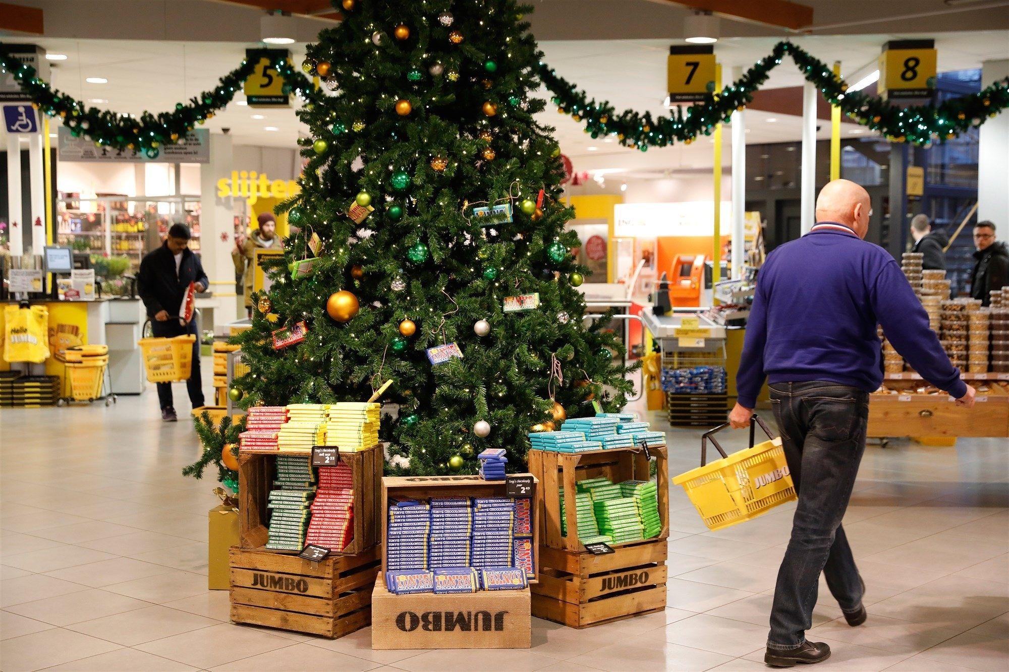 Openingstijden supermarkt kerst jumbo
