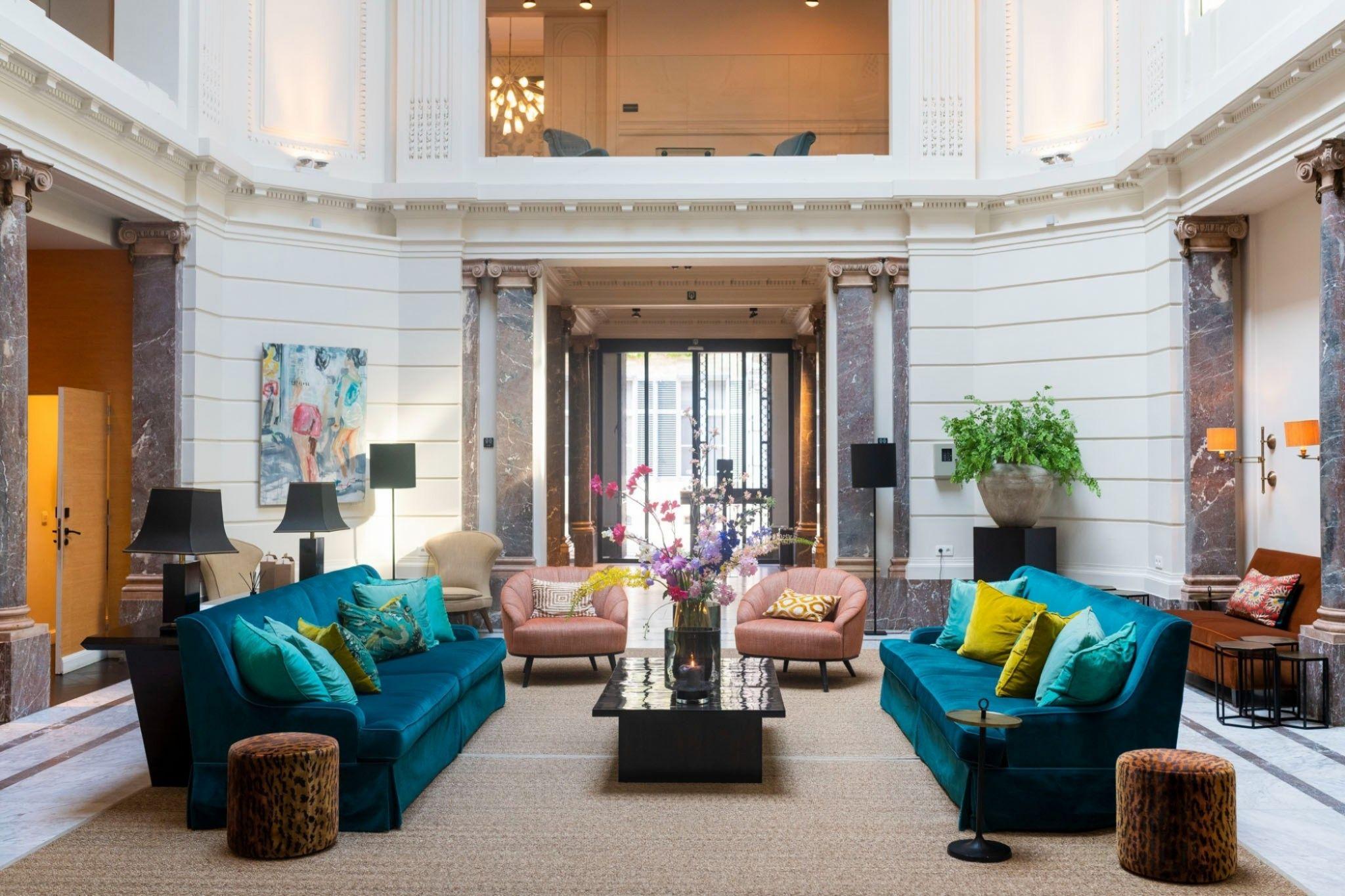 Hotel franq moonback antwerpen
