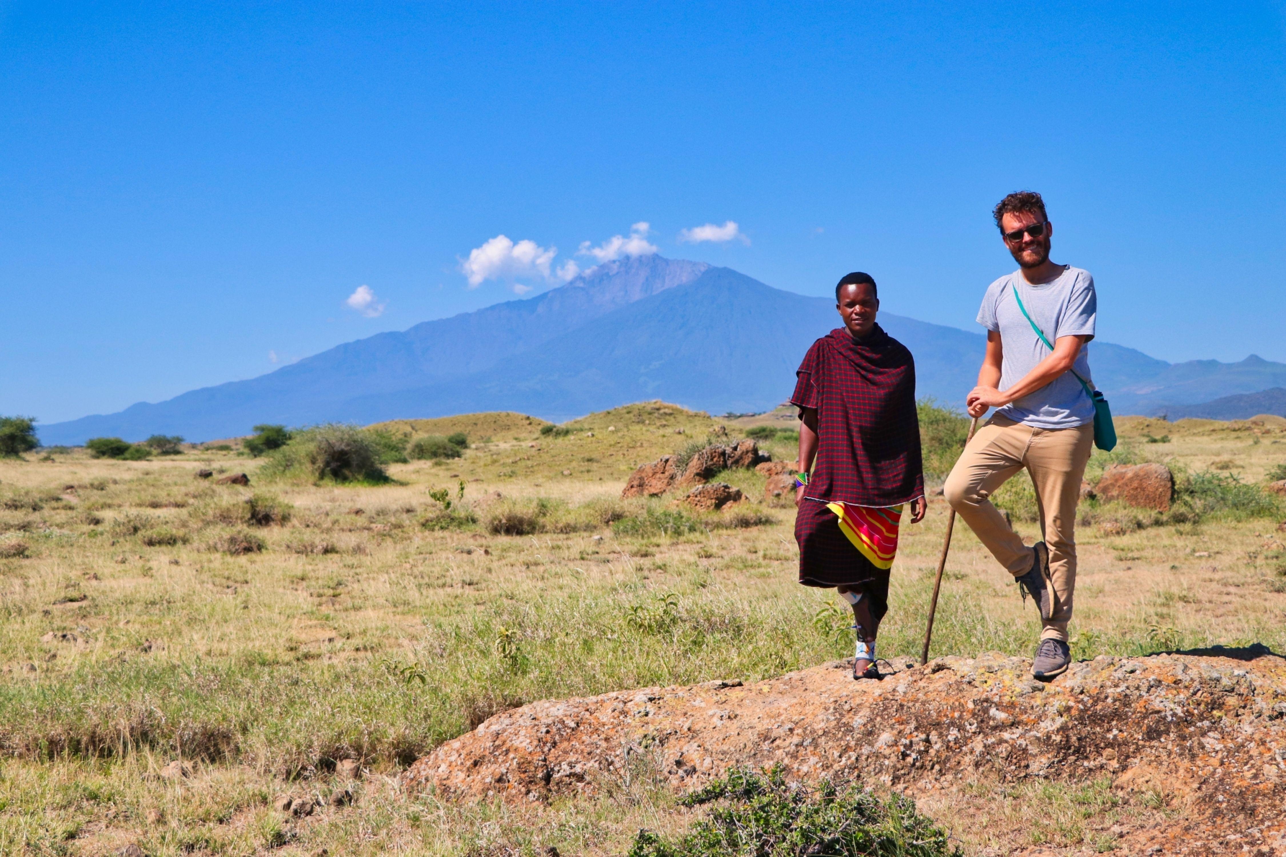 Tanzania Maasai Daisy A 1