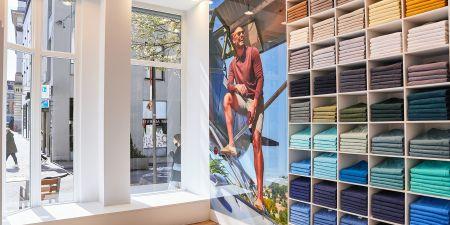 Mr Marvis Antwerpen winkel interieur