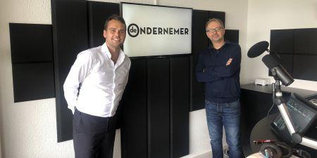 Noud Baijens podcast ondernemer